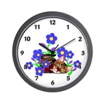 Cat Nap Wall Clock for our animal and cat lovers! Check out our cat theme gifts like ceramic coffee mugs and matching tote bags, mouse pads and of course, kitty cat t-shirts and sweat shirts for the family.....