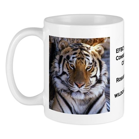 Tiger Cats Mug by CafePress