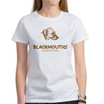 Blackmouth Cur Women's T-Shirt