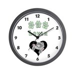 Cat Lovers Wall Clock with matching cat t-shirts, baby gifts, ceramic mugs and more! Browse our cat lovers gray kitten design theme here......