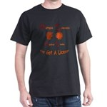 Multiple Sclerosis Medical Smoke License T-Shirt