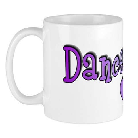 Dance Brat Gals coffee mug
