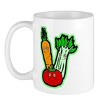 Vegetable Friends Mug