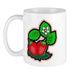 Strawberry Friends Mug