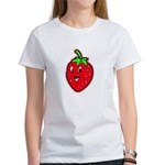 Happy Strawberry Women's T-Shirt