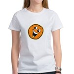Happy Orange Women's T-Shirt