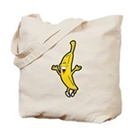 Dancing Banana Tote Bag
