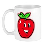 Happy Apple Mug
