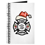 Christmas Firefighters Journal