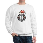 Christmas Firefighters Sweatshirt