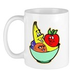 Fruit Friends Mug