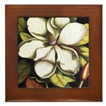 Magnolia Art Plaque
