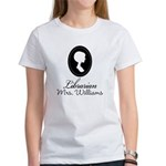 Personalized Librarian Gift Idea T-Shirt