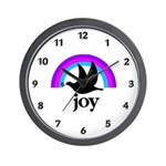 Clocks for your home or office with our motivational themes!  Browse our joyful clocks, t-shirts and gifts here.....