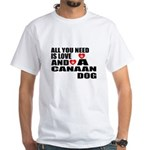 All You Need Is Love Canaan Shirt