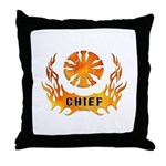 Personalized fire chief gift pillows are a great photo gift idea for firefighters, fire deparments, volunteer firefighters and their families.  Browse our custom gift ideas with firefighting themes.....