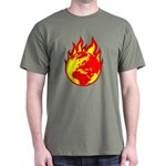 Burning Earth T-Shirt