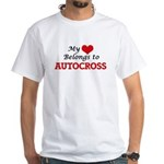 My heart belongs to Autocross T-Shirt