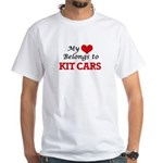 My heart belongs to Kit Cars T-Shirt