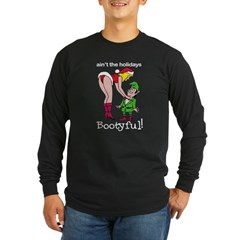 holiday elf t-shirt