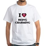 I Love Being Charming T-Shirt