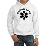 Paramedic Star of Life Hooded Sweatshirts, apparel and hats from Bonfire Designs.