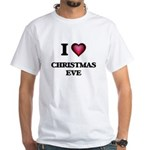 I love Christmas Eve T-Shirt