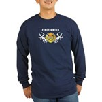Firefighter Family Long Sleeve Dark T-Shirts, maternity t-shirts and plus size tee's!  Ladies styled hoodies and tee's, tank tops and V-neck shirts!  Browse our gifts and t-shirts here......