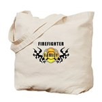 Firefighter Family Tote Bags perfect for proud moms, baby diaper bags, wives and firefighter family gift ideas!  Click to browse our firefighting designs for the family......