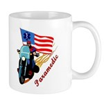 Paramedic Biker Mug for coffee or cocoa!  Medic travel mugs also personalized for bikers.......