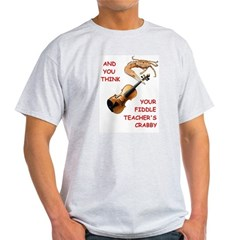 Fiddler Crab-by Teacher Shirt