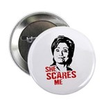 Anti-Hillary: She Scares Me