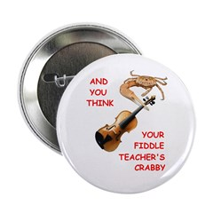 Crabby Fiddle Teacher button