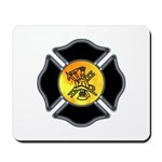 Firefighter mousepads, gifts and t-shirts starts with our firefighting theme maltese cross. Browse our gift clocks, custom coffee mugs, t-shirts for men, ladies and children! Tote bags, mousepads and keepsakes for firefighters