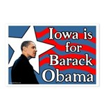 Iowa for Barack Obama Postcards
