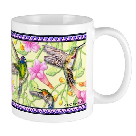 Hummingbird  Hummingbird Mug by CafePress