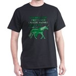 Unicorns Support Liver Cancer Awareness T-Shirt