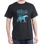 Unicorns Support Prostate Cancer Awareness T-Shirt