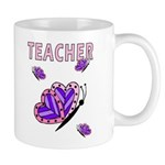 Teacher Butterfly Mug