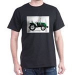 Green Isolated Tractor T-Shirt