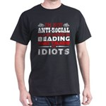 Im Not Antisocial Id Just Rather Be Beadin T-Shirt