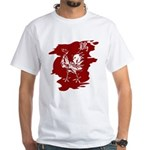 Year of The Rooster White T-Shirt