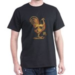 Year of The Chinese Fire Rooster T-Shirt