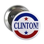 "Clinton! Pro-Clinton 2.25"" Button"