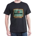 Retro I Heart MacGyver T-Shirt