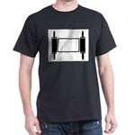 Silhouette Of Religious Scroll T-Shirt