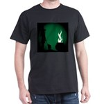 Halloween Witch Background T-Shirt