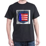 Stars and Stripes Denim Pocket T-Shirt