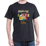 Oktoberfest Man with Beer and Sausage T-Shirt