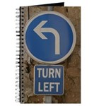 Turn Left (Journal)